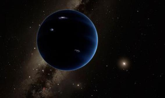 Beyond the Kuiper belt: Possible Ninth Planet May Exist
