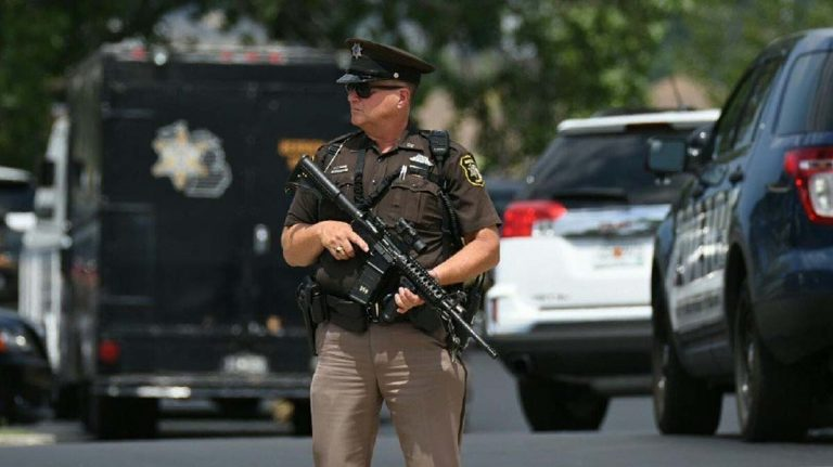 3 Dead in Shooting at Michigan Courthouse