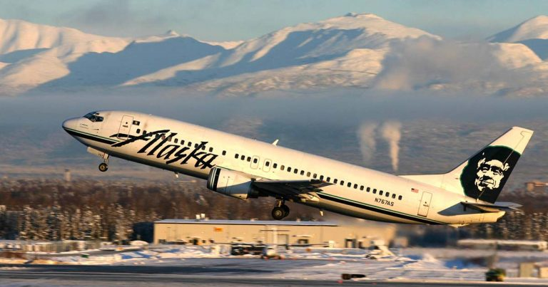Alaska Airlines to Offer New Nonstop Flights to America's Heartland From Seattle