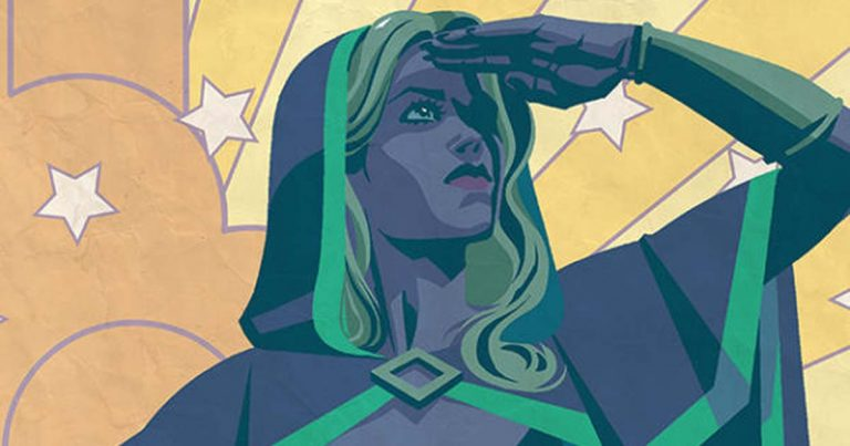 Meet Chalice, Aftershock's new Transgender Superheroine