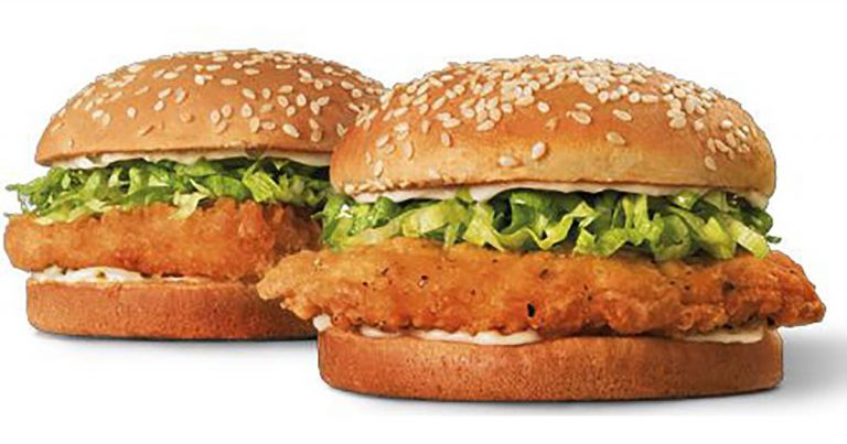 McDonald's McChicken Sandwich is Trending on Twitter, You'll Never Believe Why