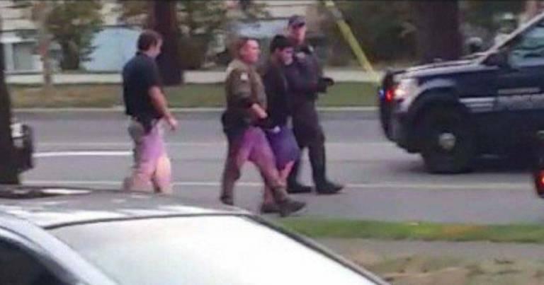 Mall Shooting Suspect Apprehended in Oak Harbor Washington