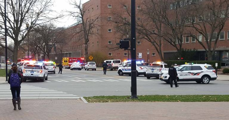Suspect Dead After Vehicle and Stabbing Attack at Ohio State University
