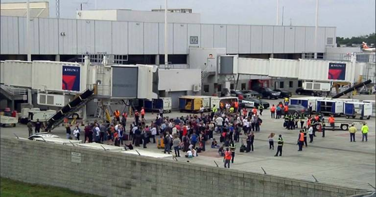 Five People Dead After Shooting at Fort Lauderdale International Airport