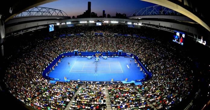 Mens Australian Open