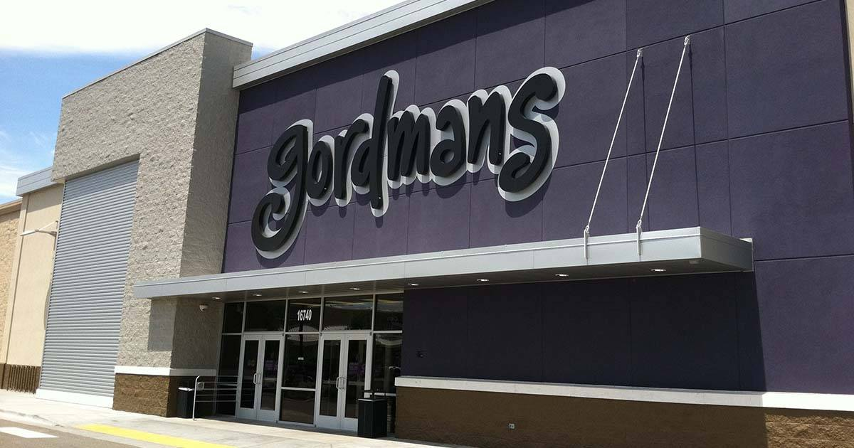 Gordmans Files Chapter 11; Over 5,000 Jobs Lost, 106 Stores to Close
