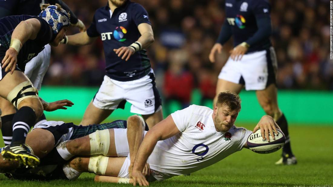 England's 18th Consecutive Win Ties All Time Winning Streak