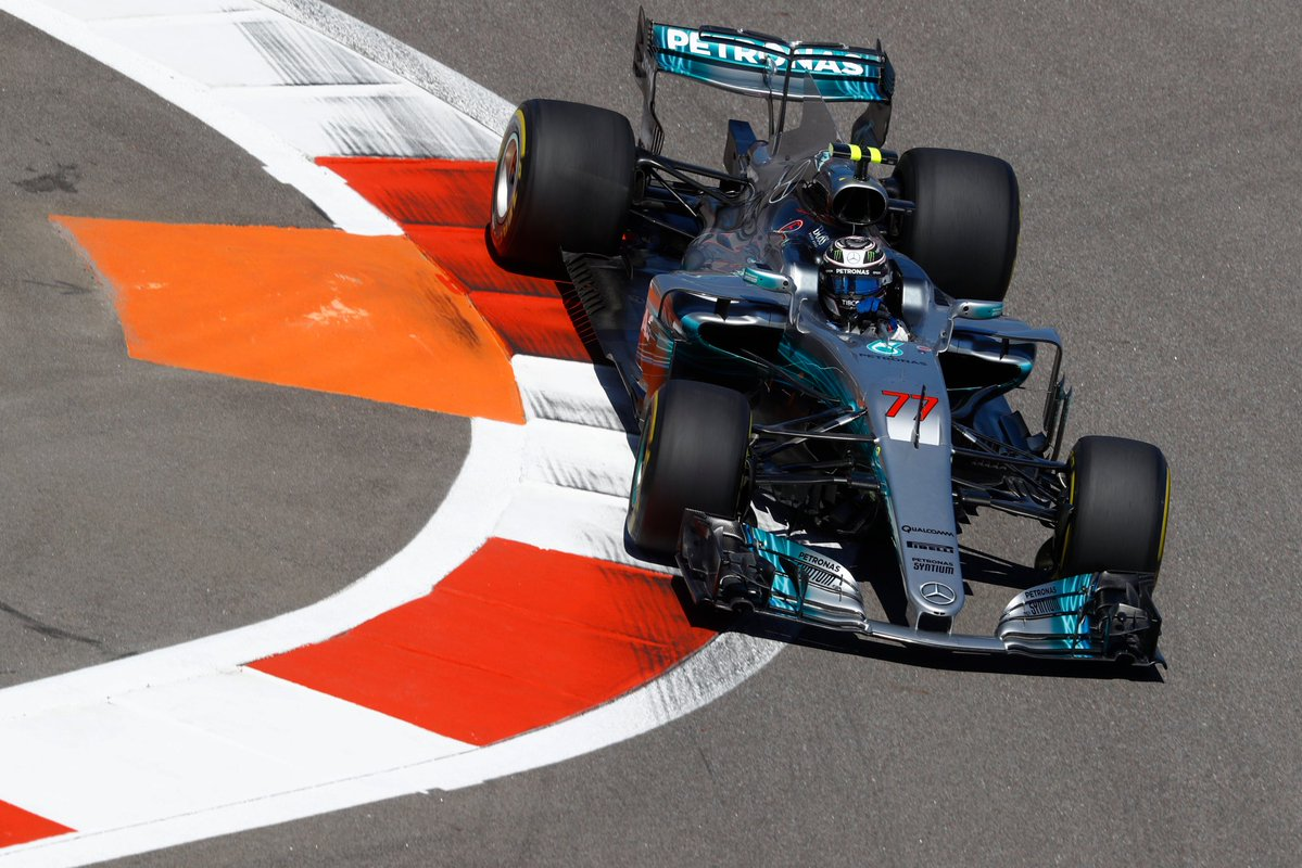 Valtteri Bottas Snares First Grand Prix Win In Sochi