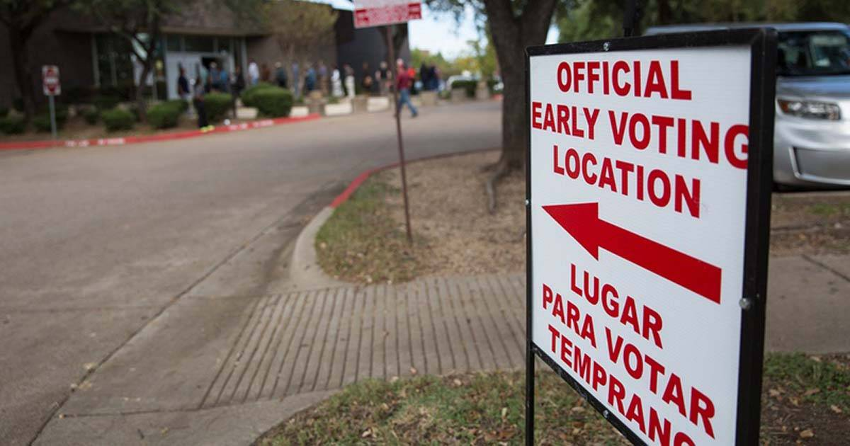 Texas intentionally discriminated with 2011 voter ID law, judge rules (again)