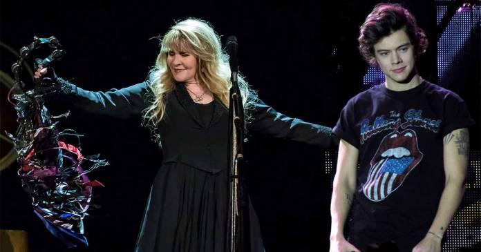 Harry Styles Stevie Nicks