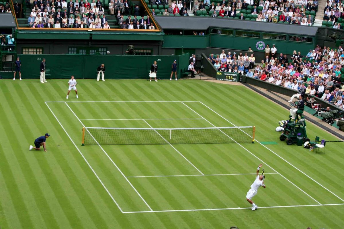 Wimbledon: The Jewel In The Tennis Crown