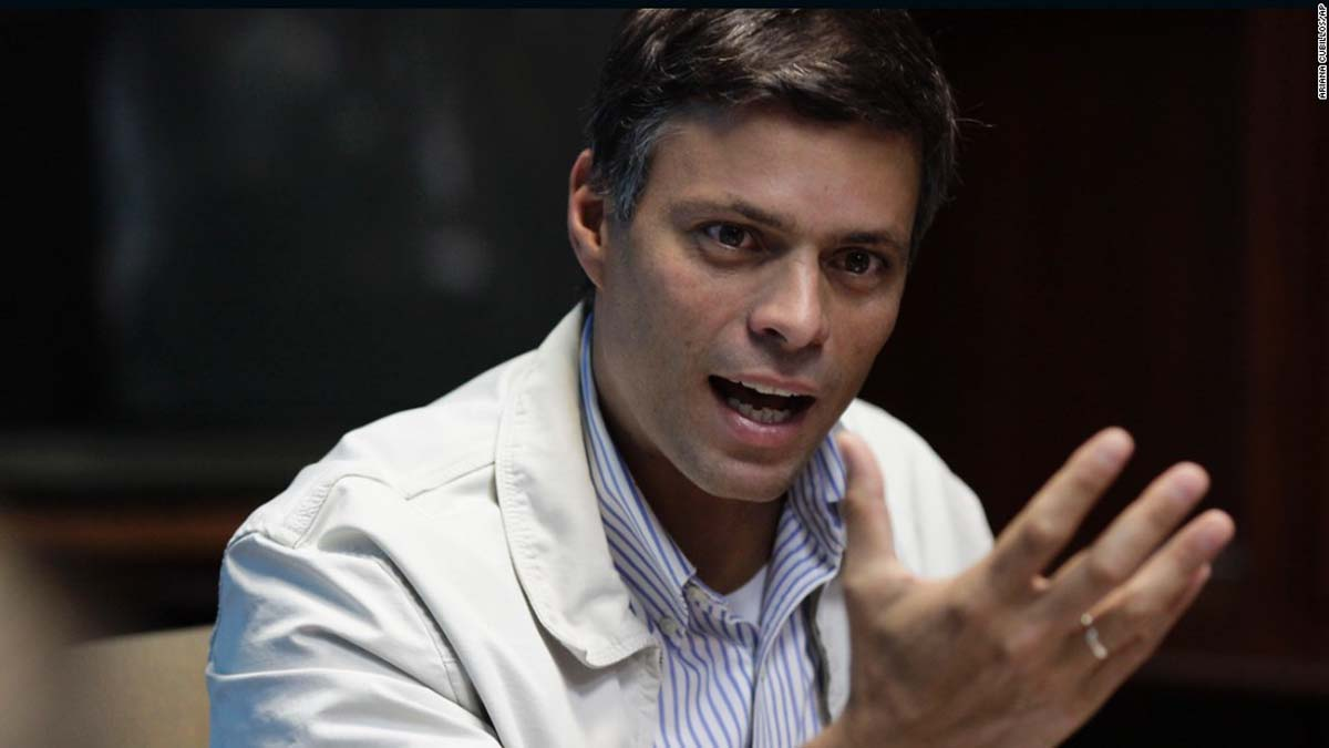 Two Venezuelan Opposition leaders Taken from Their Homes
