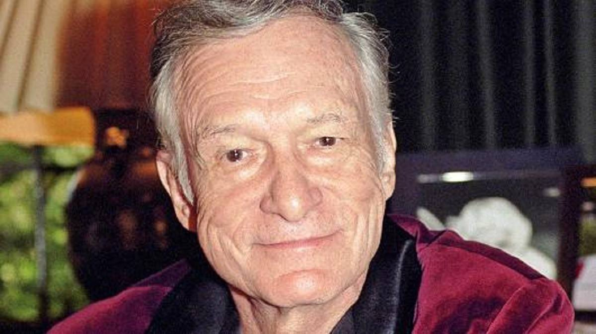 Hugh Hefner, Dies Peacefully in His home at the Age of 91