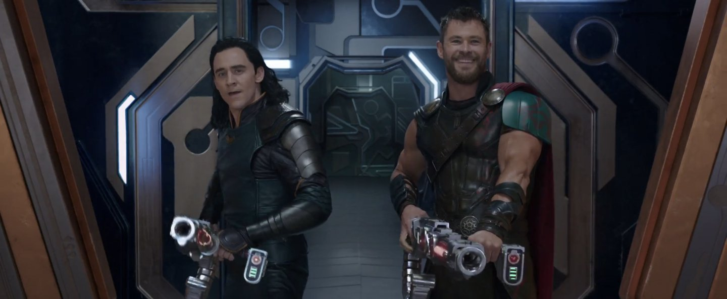 "Review: ""Thor: Ragnarok"" is Half-Awesome"
