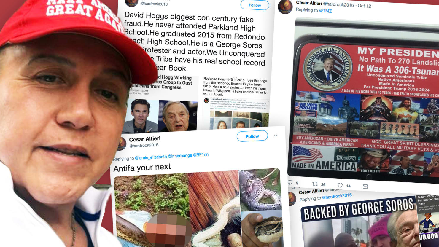 Trump Supporter Arrested in Connection with Mail Bombs Targeting Trump Critics